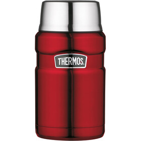 Thermos King Food Container 710ml red